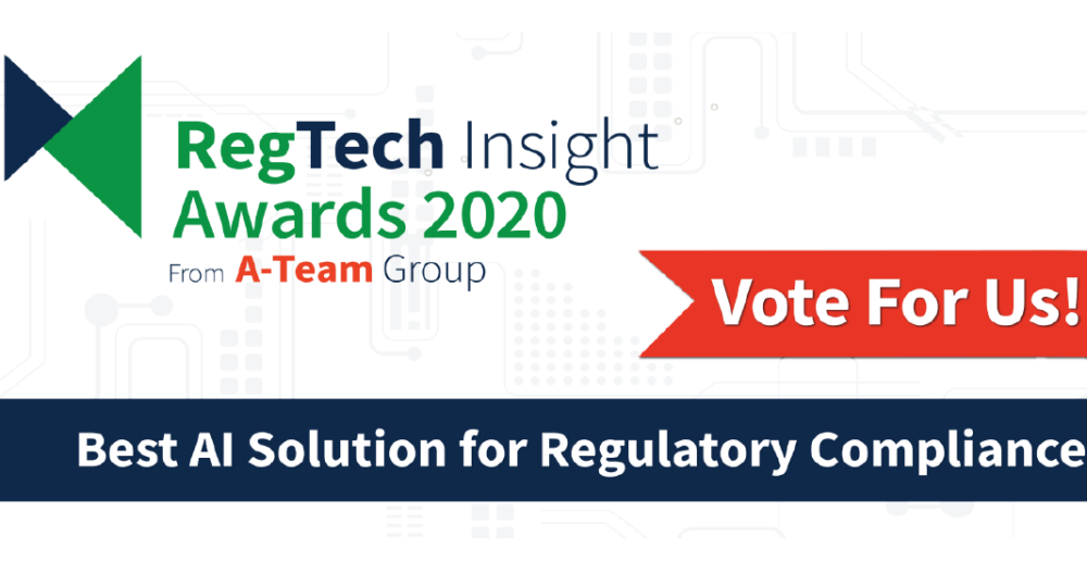 FeedStock shortlisted for A-Team's RegTech Insight Awards